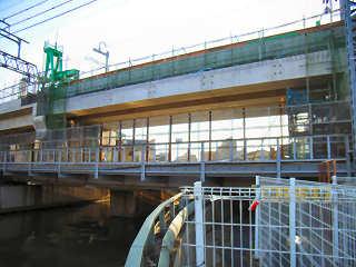 京成本線海老川橋梁