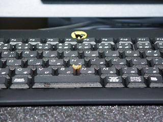 新しいキーボード