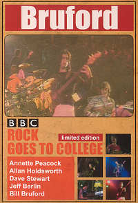 Bruford 1979 Live DVD