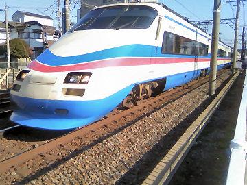 京成スカイライナーAE100型