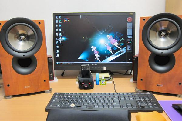 2012年12月のキーボード環境